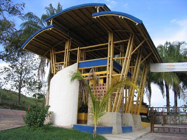 GUADUA. ZUARQ. ARQUITECTOS | BLOG ZUARQ. Bambú - Guadua.