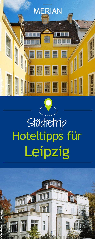 Ihr sucht ein schönes Hotel in Leipzig? Wir haben Tipps für Hotels - darunter das Hotel Volksboutique, Gästehaus und Renaissancehaus Fregehaus.