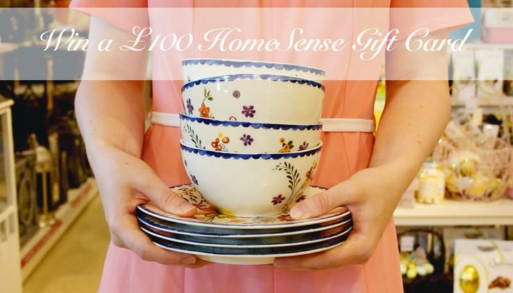 Giveaway with HomeSense