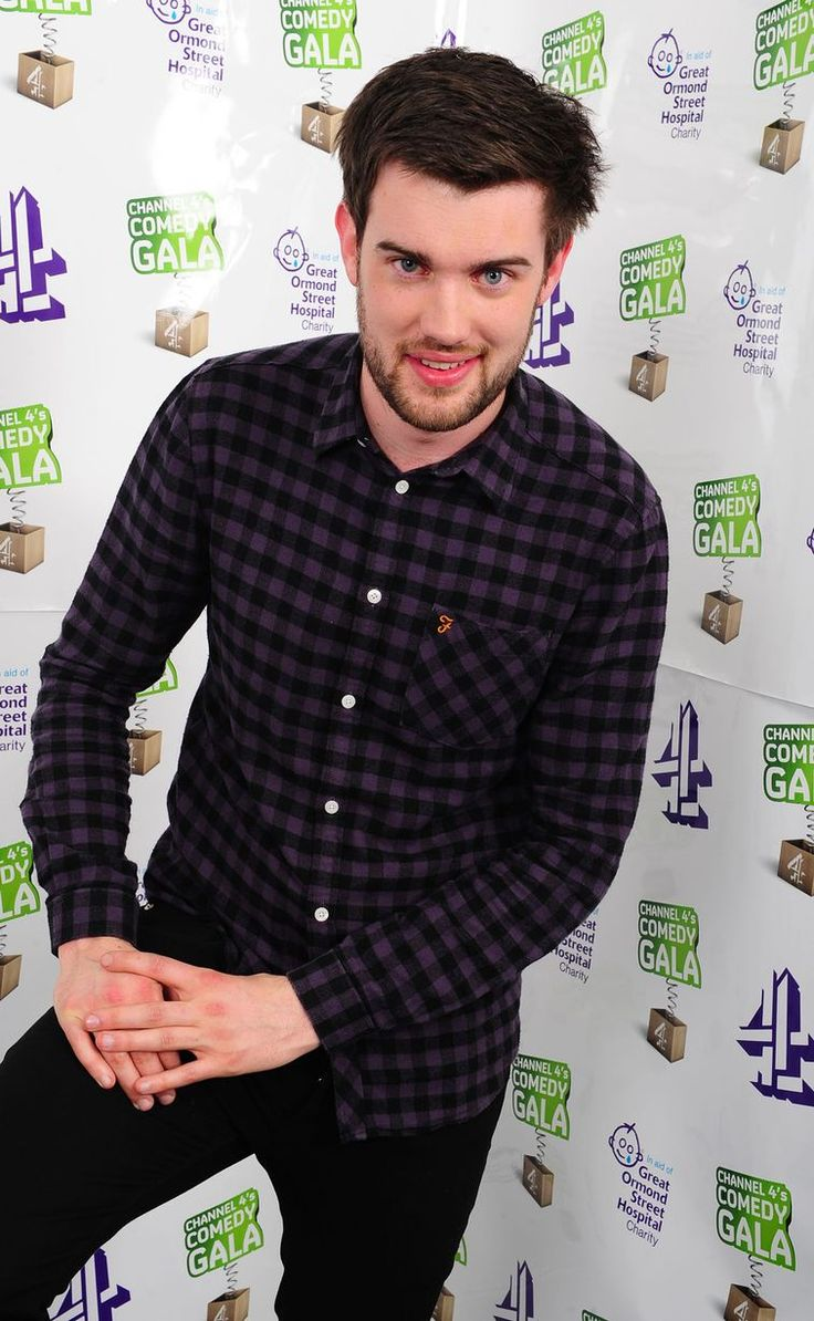 Jack Whitehall #68 for 3am & Mirror Online 100 Sexiest men... Funny is sexy!