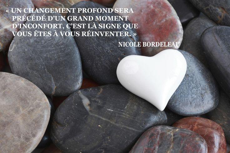 Citations de Nicole - Nicole Bordeleau