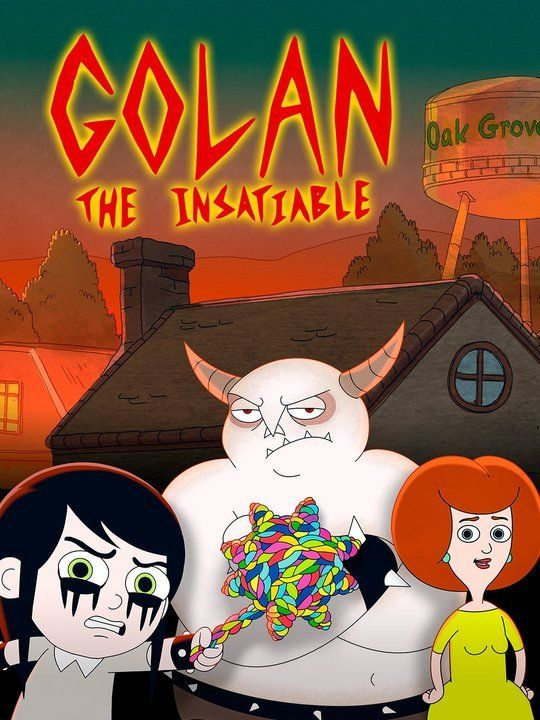 Golan the Insatiable....this show, such range of emotions, but overall funny.