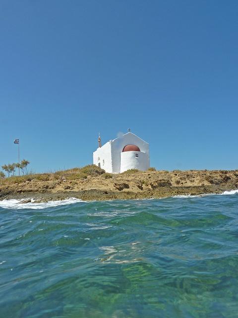 Kerkje in Malia Kreta