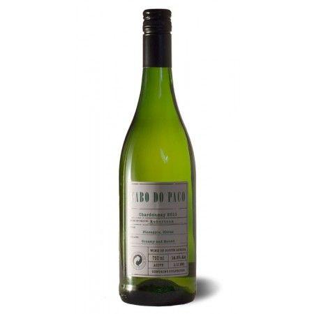 #Chardonnay - Cabo do Paco #Jahrgang: 2013, trockener #Weißwein aus #WesternCape #Südafrika. Leckerer #Weingenuss zu #Fisch und #Krustentiere.