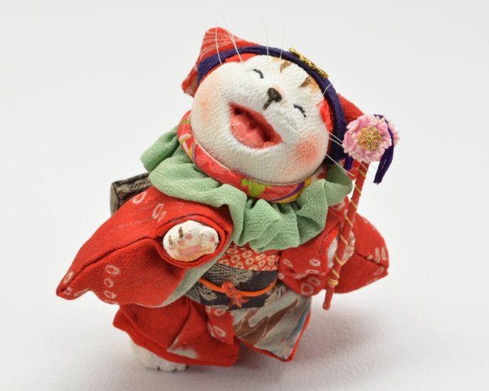 石渡 いくよ作 | でんでん太鼓 自慢 | 和雑貨 わらいや | 日本の伝統工芸品や和の生活雑貨の通販店
