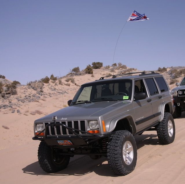 bushwacker xj cherokee fender - photo #19