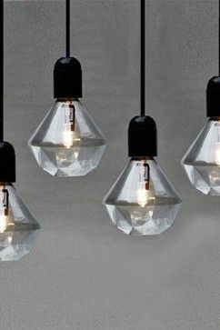 Diamond Light Halogen Bulb - contemporary - Halogen Bulbs - South East - Rockett St George