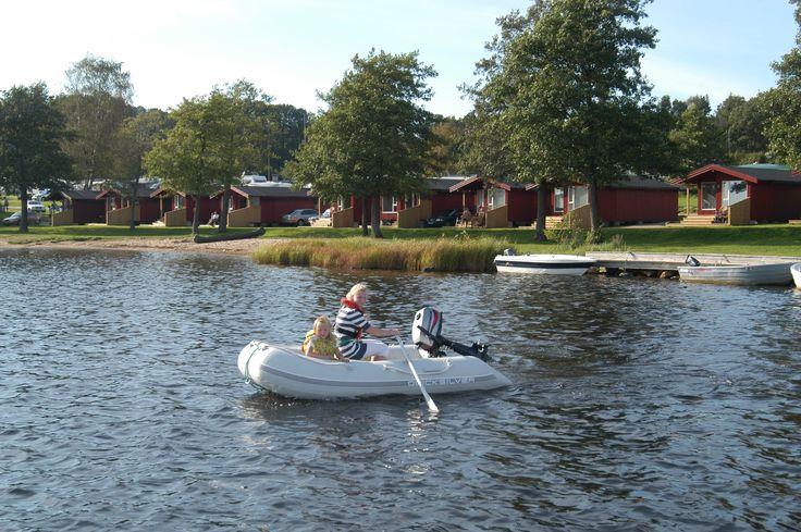 Utleie av båt og gode fiskemuligheter