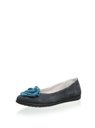 53% OFF Hoo Shoes Kid's Dee's Flat (Blue)