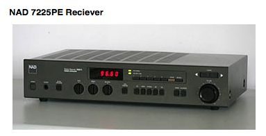 NAD Receiver bought from Frank Prowse HiFi over 25 years ago. Still works perfectly. Amazing!