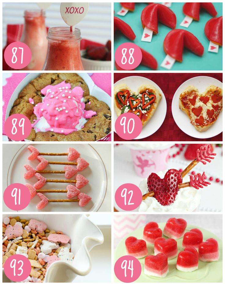 Valentine Treat Ideas For Kids