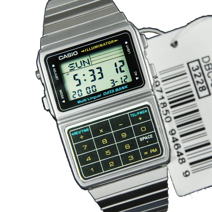 Sports Watch Store - Casio Data Bank Calculator Watch DBC-611-1D DBC-611-1, $33.00 (http://www.sports-watch-store.com/casio-data-bank-dbc-611-1d)