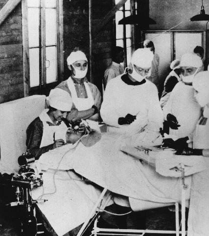 World history of nursing