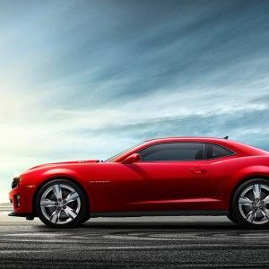 Welcome to the 2013 Camaro ZL1