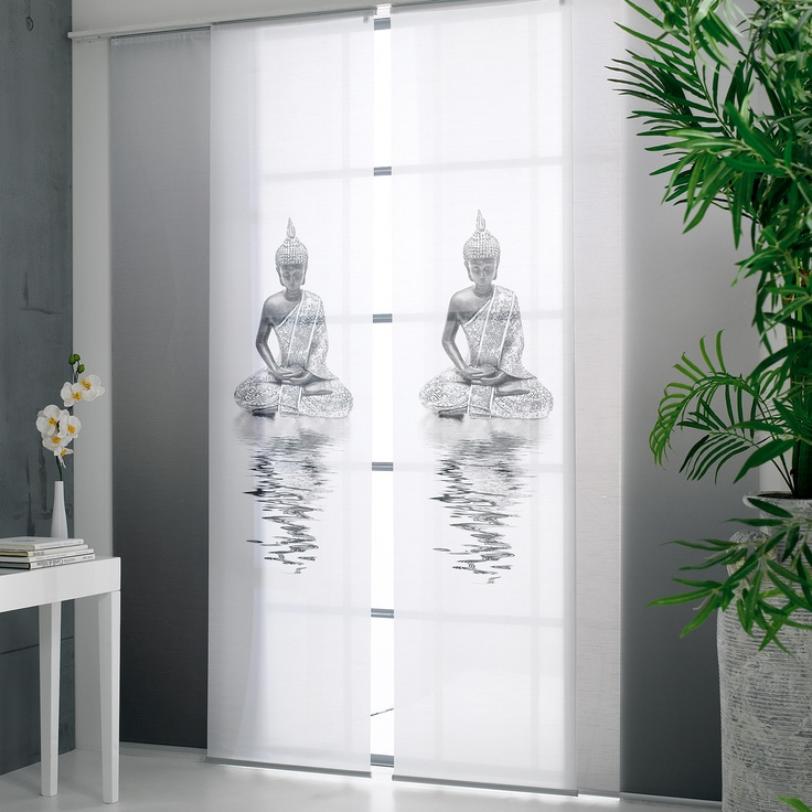Meer dan 1000 idee n over schiebevorhang op pinterest schiebegardine vitrage en schlafzimmer - Schiebevorha nge schlafzimmer ...