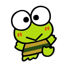 Keroppi Hasunoue is my FAVORITE! Where did he go Kitty?  Google Image Result for http://images.wikia.com/hellokitty/images/f/f7/Keroppi.gif