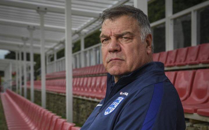 Sam Allardyce England manager