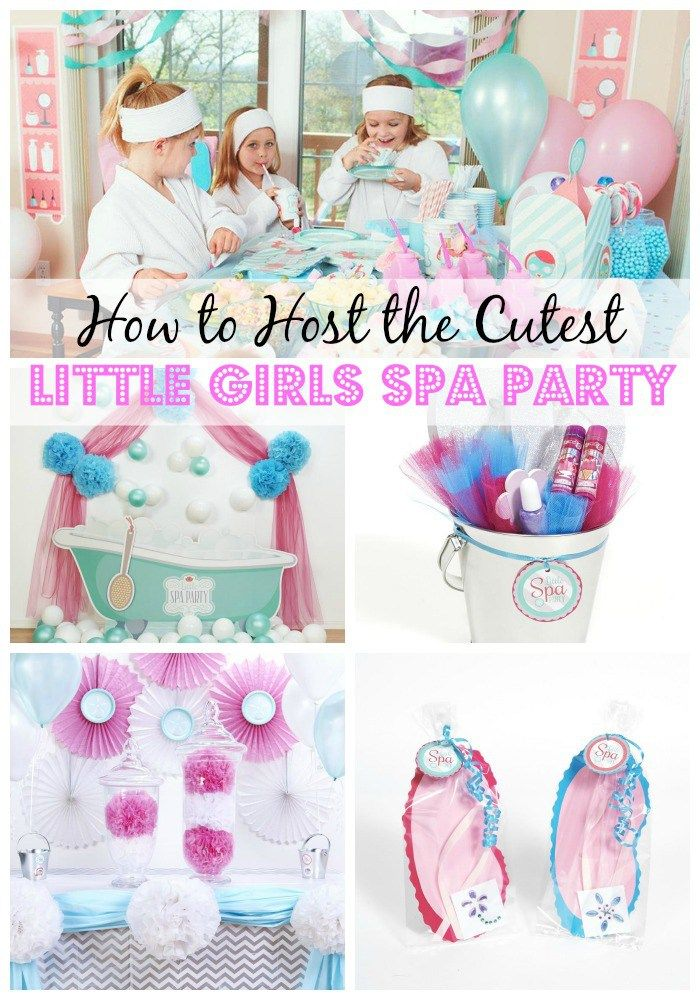 25 Best Ideas About Spa Birthday Parties On Pinterest