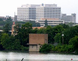 Tennessee Valley Authority Headquarters in Knoxville, Tennessee