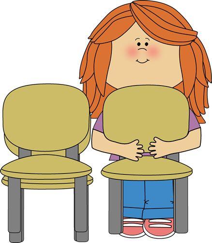 Guest Chair Clip Art