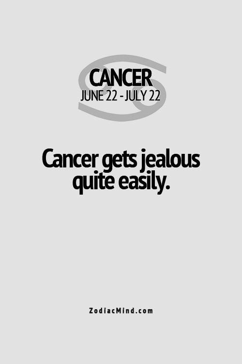 Cancer zodia celamos en silencio pero no armamos drama si pillamos una infidelidad hasta ahí lega terminamos la relación!