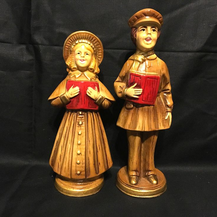 Victorian Christmas Carolers Figurines: Best 111 ♥Christmas Carolers♥ Ideas On Pinterest