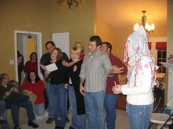 Games for Adult Christmas Parties