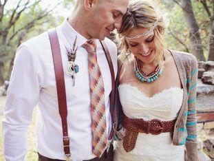 Свадьба в стиле бохо шик: самая красивая невеста