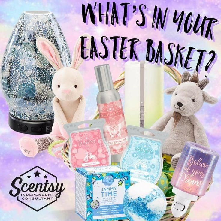 Order your Easter gifts at Https://breed.scentsy.us
