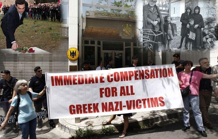 Υπέρ της καταβολής των γερμανικών αποζημιώσεων στην Ελλάδα τάσσεται το περιοδικό Der Spiegel.