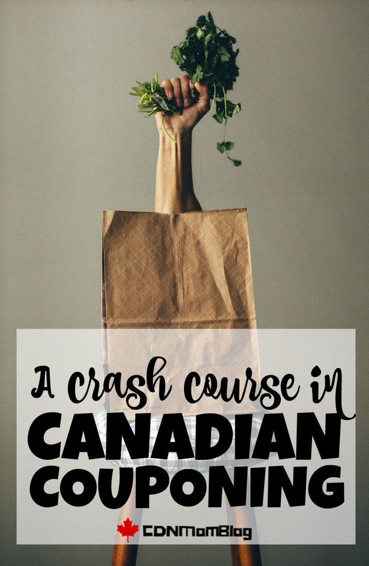 A mini crash course on couponing in Canada
