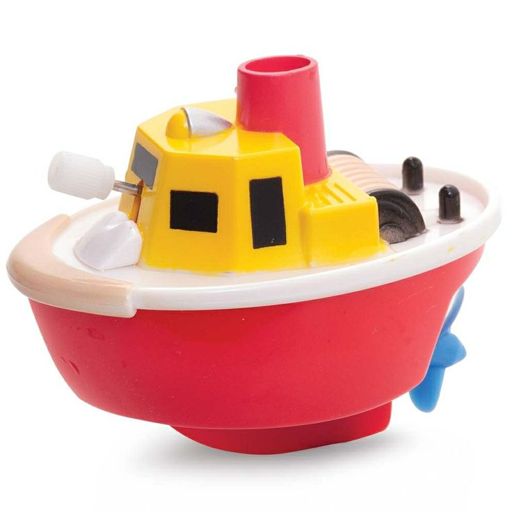 Wind Up Boat Cruisers