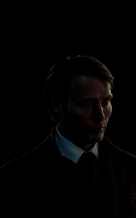 Fear makes you rude dear. Hannibal