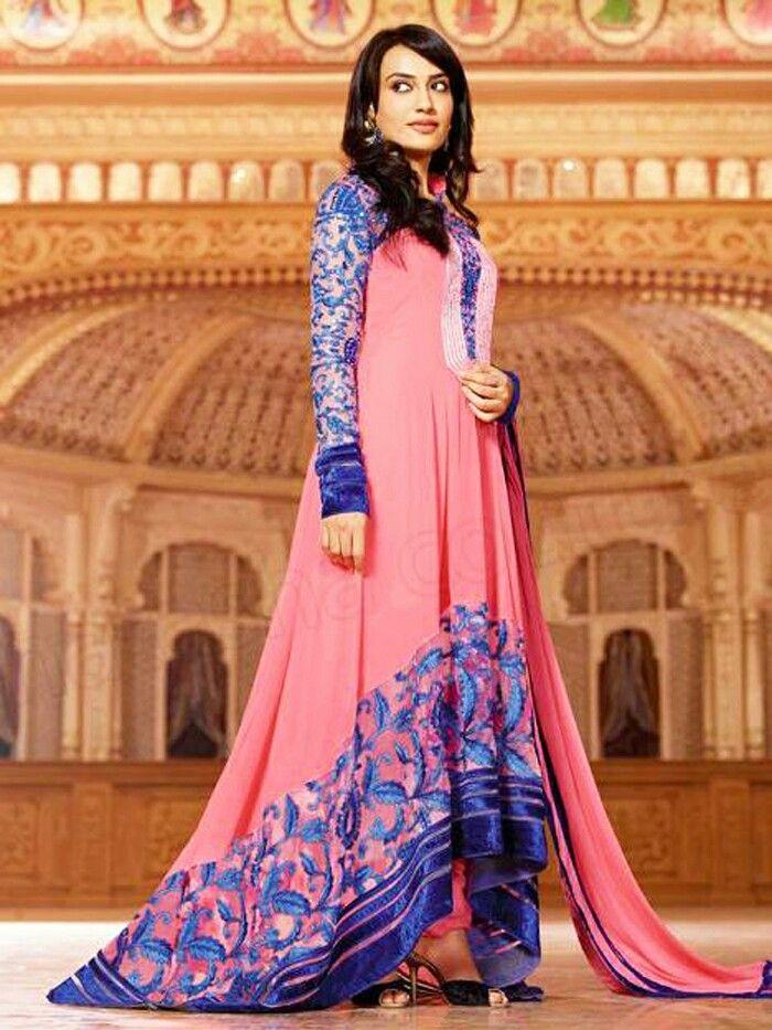 50+ best dress images by Patel Gudi on Pinterest | Trajes pakistani ...