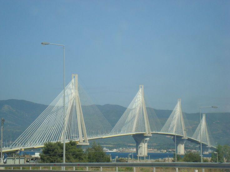 Rio - Antirrio Bridge, Patras