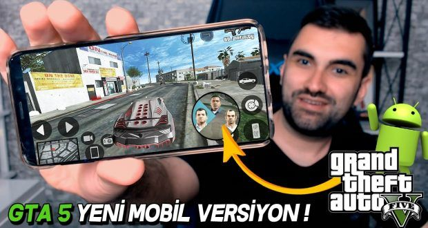 Gta 5 Apk Gta 5 Mobil Versiyon Ucretsiz Indir Oyun Youtube Oyunlar