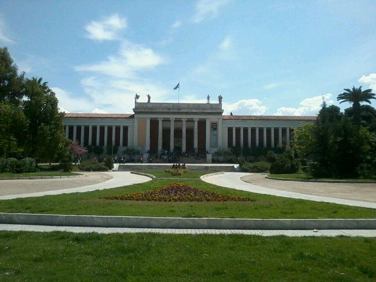 Εθνικό Αρχαιολογικό Μουσείο (National Archaeological Museum) in Αθήνα, Αττική