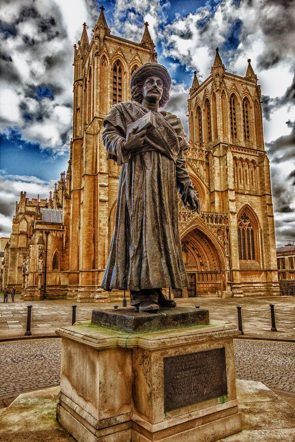 Raja Ram Mohan Roy, Bristol, UK