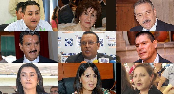 Son cada vez más los nombres que suenan para encabezar las candidaturas del Frente Ciudadano por Michoacán en Uruapan. Cabe recordar que en 2018 en esa demarcación estarán en juego ...