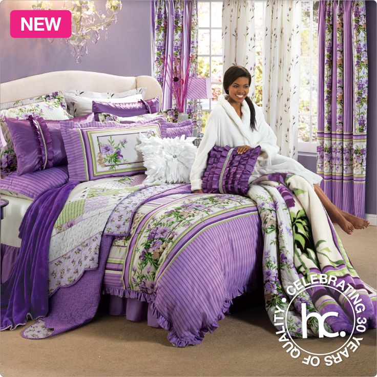 Sarah Lee bedding set from only R75 p/m