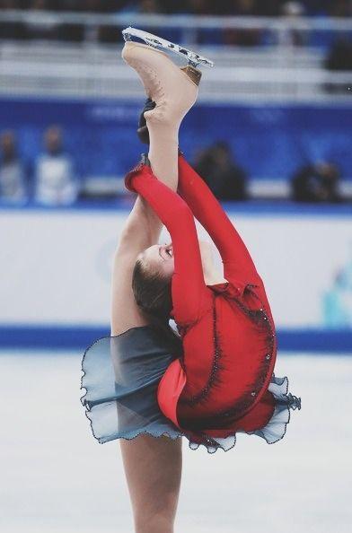 Yulia Lipnitskaya - Sochi Winter Olympics 2014.
