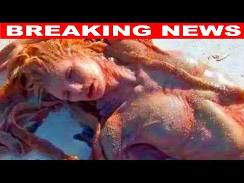 Real Life Mermaid Melissa Footage on Tropical Island - YouTube