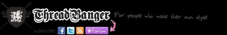 Threadbanger.  YouTube for Wild Crafting!