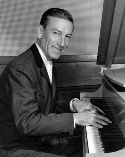 """Howard Hoagland """"Hoagy"""" Carmichael (1899-1981) was an American composer, pianist, singer, actor, and bandleader. He is best known for writing """"Stardust"""", """"Georgia On My Mind"""", """"The Nearness of You"""", and """"Heart and Soul"""", four of the most-recorded American songs of all time."""