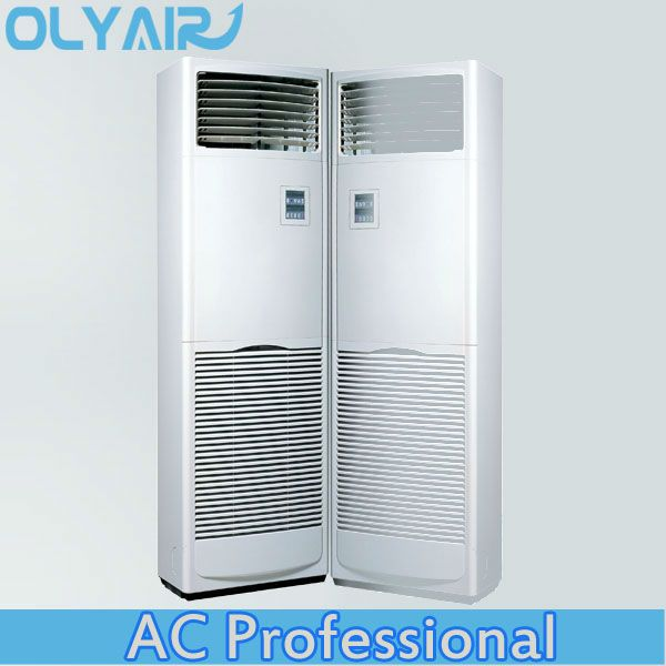 3 tons floor stand air conditioner with sanyo compressor T1 or T3 avaiable standing air conditioner unit