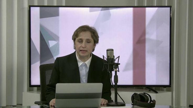 Así regresó Carmen Aristegui por las mañanas y en vivo - Aristegui Noticias