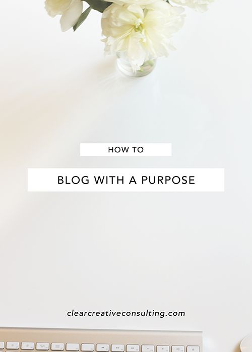 Blogging without purpose or a clear direction is the perfect recipe for burnout. You may find yourself getting lost in writing your posts or continually coming up against writer's block. When you have good focus and a clear set of objectives, blogging will become much easier and more fulfilling. Here are my tips for blogging with purpose. Be Intentional When composing a post or drafting