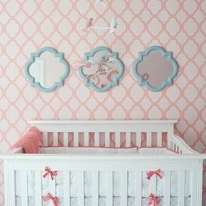 Project Nursery - nurseries - Sherwin Williams - Armour Pink