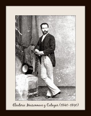 Eleuterio Maisonnave y Cutayar (1840-1890)