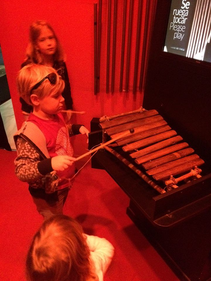 Interactive Music Museum in Málaga   Interaktivní muzeum hudby, Málaga